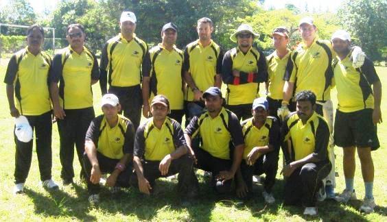 The Eden Kings team