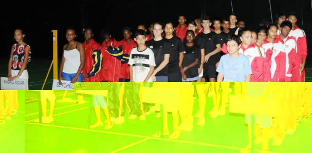 Les équipes participantes
