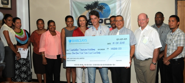 The ISPC has made a donation of over R115,000 to the STA for the building of a documentation centre
