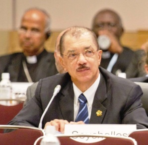 President Michel the plenary session