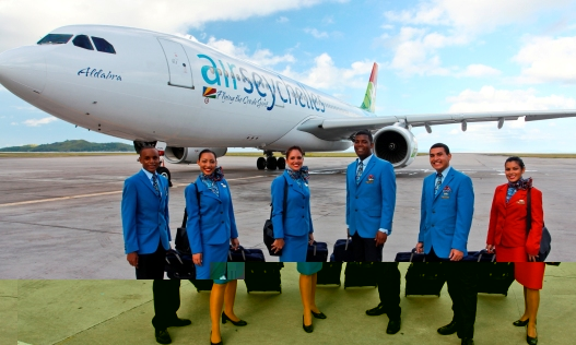 Air Seychelles is now ranked the No. 2 airline in Africa and holds the No. 3 spot for Best Airline Staff on the continent