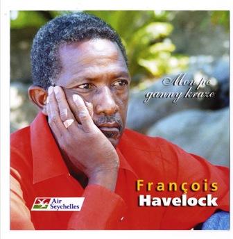 François lo kouvertir enn son CD