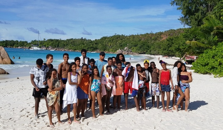 Eco Warriors Take Part In Holiday Camp On Praslin