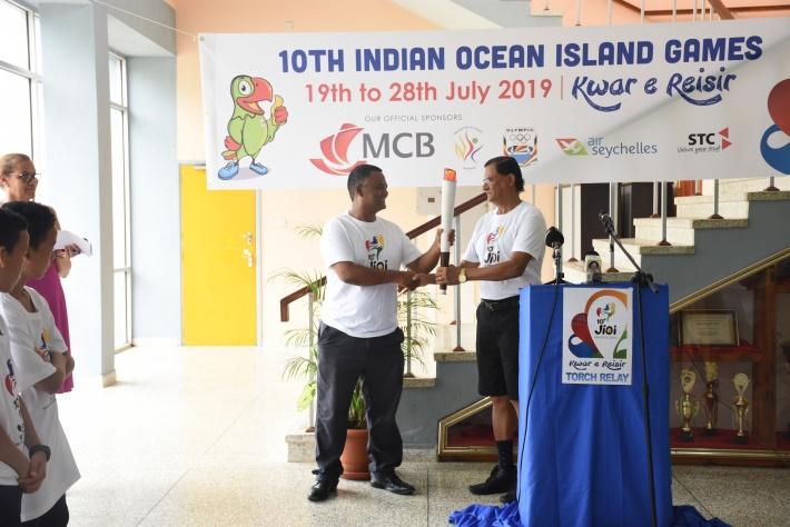 10th Indian Ocean Island Games...