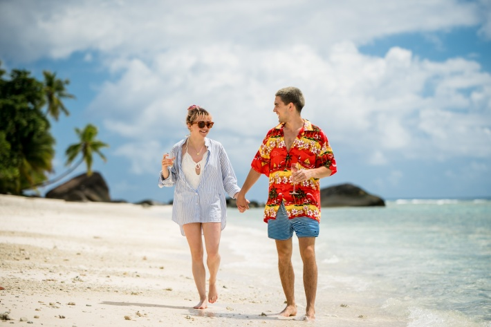 British Tv Star Maisie Williams Captivated By Seychelles