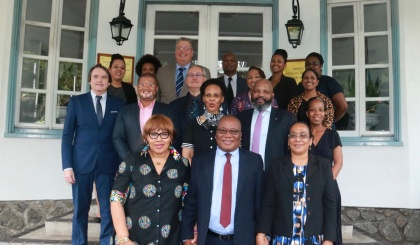 Seychelles, South Africa assess progress of joint commission of cooperation