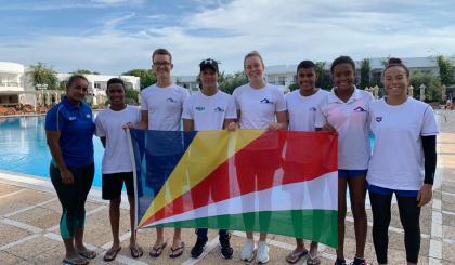 Swimming: Cana African Juniors Championships 2019