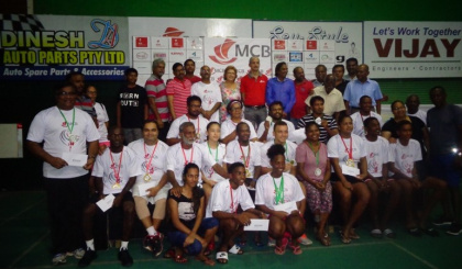 Badminton: 7th India Day tournament