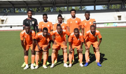 Football: Caf Champions League first round