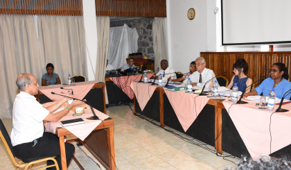 Truth, Reconciliation and National Unity Commission hears evidence pertaining to several cases in fifth hearing