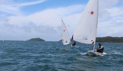 Yachting: National Championships