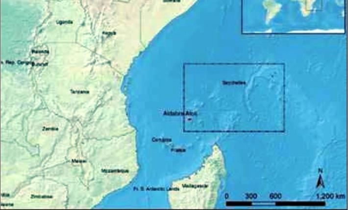 Aldabra Atoll Special Reserve Earns Prestigious Blue Park