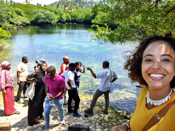 Young Seychellois Conservationist Inspired By Educational