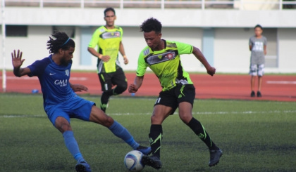 Football: SeyPearl Premier League     St Michel steamroll over Victoria City