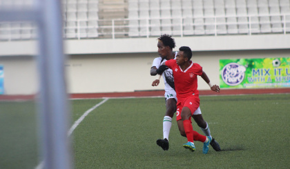 Football: SeyPearl Premier League     Red Star Defence Forces, Foresters, Côte d'Or win
