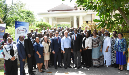 Seychelles hosts second UN Economic Commission for Africa annual retreat