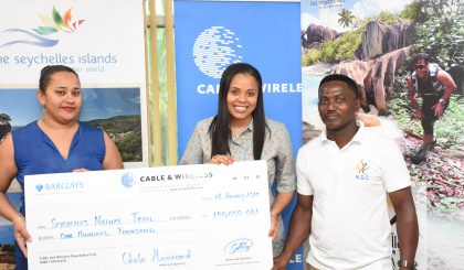 Seychelles Nature Trail competition     STB and partners gear up for Seychelles' first international nature trail challenge