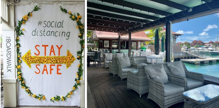 The New Normal For Our Restaurants Seychelles Nation