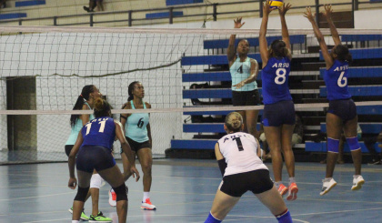 New league format for volleyball