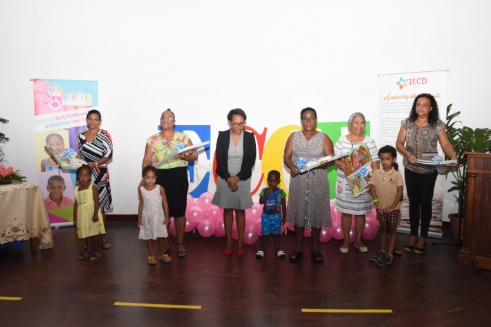 IECD and partners spread Children's Day generosity