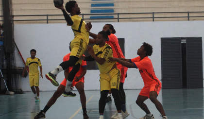 Handball: Knockout final