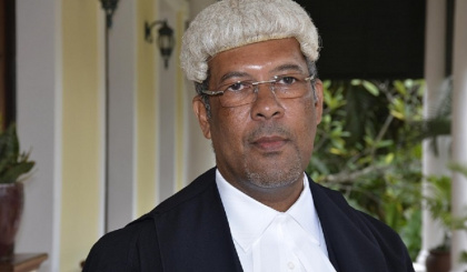 Judge Melchior Vidot steps in as interim chief justice